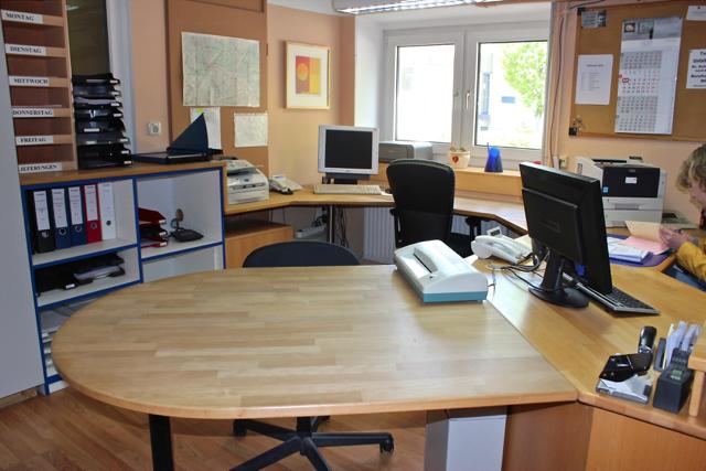 Büromöbel | www.werkhof-regensburg.de